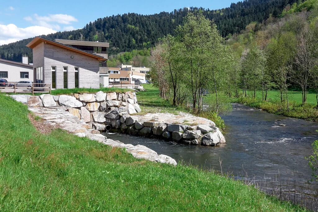 Leipold Flusskraftanlage