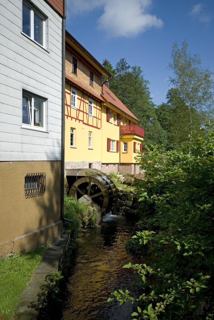 Heckenmühle